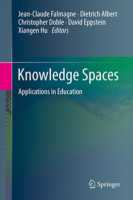 Book cover for Knowledge Spaces: Applications in Education