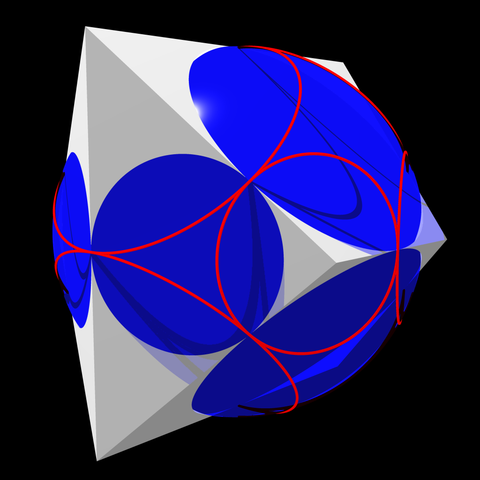 A canonical polyhedron